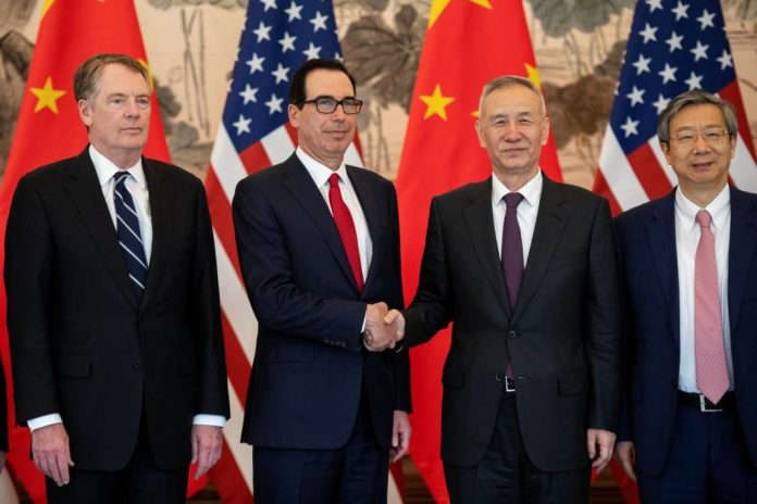 [NEWS] White House says progress made in trade talks with China – Loganspace AI