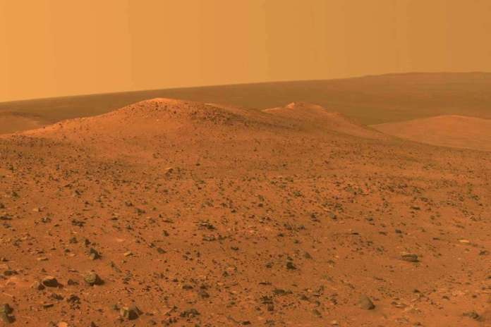 [Science] Water on Mars is probably too cold and salty for life as we know it – AI
