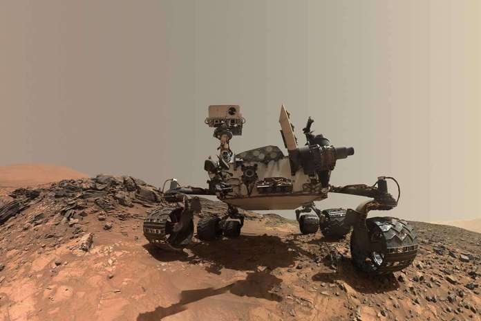 [Science] Curiosity is entering what may be the best area to find life on Mars – AI