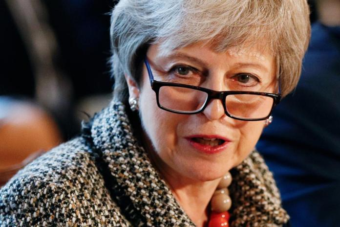 [NEWS] British PM May tries to plot course out of Brexit maelstrom – Loganspace AI