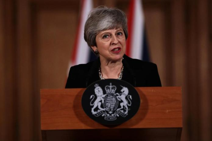 [NEWS] May gambles on talks with Labour to unlock Brexit, enraging her own party – Loganspace AI