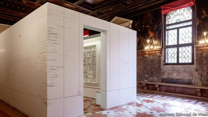 "[NEWS #Alert] In Venice, a ""library of exile"" reflects on displacement and language! – #Loganspace AI"
