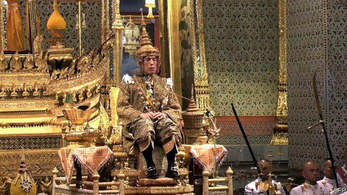 [NEWS #Alert] King Vajiralongkorn of Thailand is crowned! – #Loganspace AI