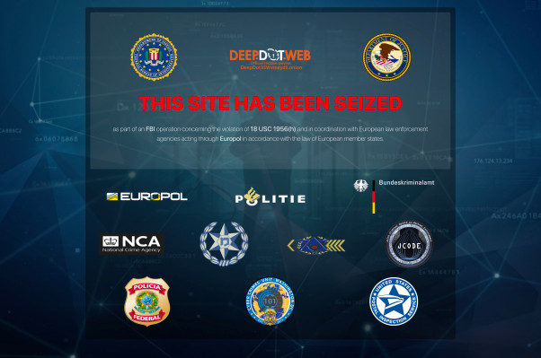 [NEWS] FBI has seized Deep Dot Web and arrested its administrators – Loganspace