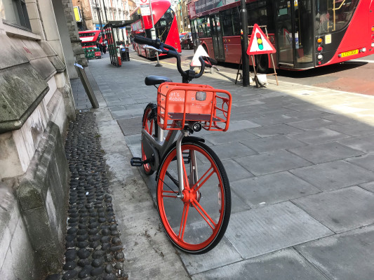 [NEWS] Execs at Mobike, the bike sharing startup, are raising $20M to buy out the European business by end of June – Loganspace