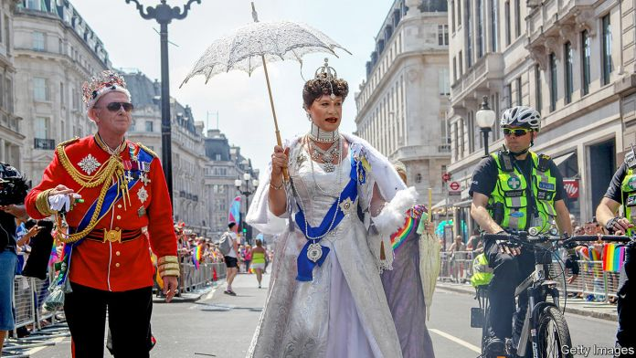 [NEWS #Alert] As London prepares for Pride, a row simmers in the LGBT community! – #Loganspace AI