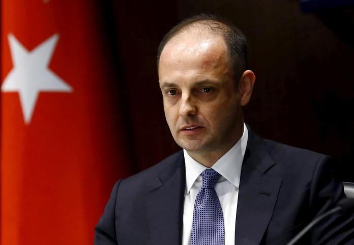[NEWS] Turkey's Erdogan fires central bank chief as policy rifts deepen – Loganspace AI