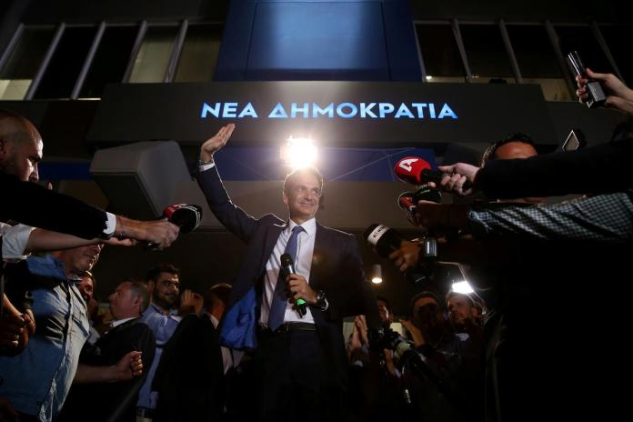[NEWS] Greek Conservatives take charge in landslide win, vow more investment, fewer taxes – Loganspace AI