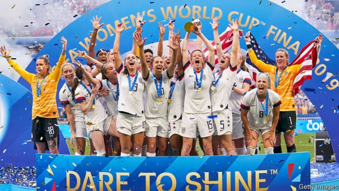 [NEWS #Alert] America's victorious World Cup team may be its best ever! – #Loganspace AI