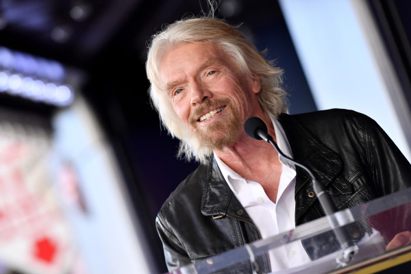 [NEWS] Richard Branson's Virgin Galactic will be the first publicly traded company for human spaceflight – Loganspace