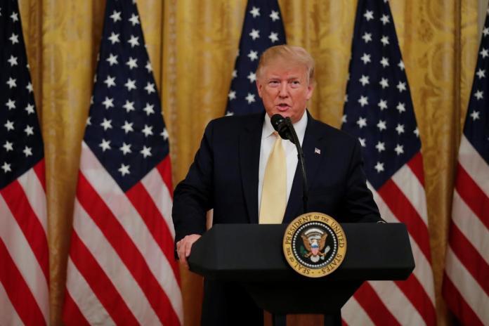 [NEWS] Trump rips tech firms at 'free speech' summit – Loganspace AI