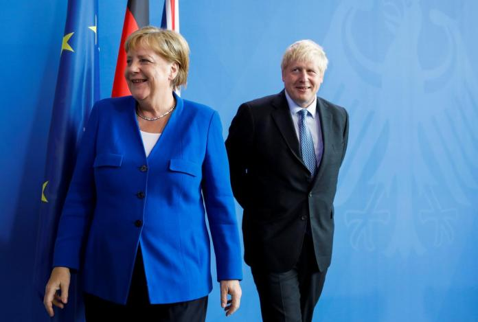 [NEWS] Merkel: With imagination, Irish 'backstop' issue can be solved in 30 days – Loganspace AI