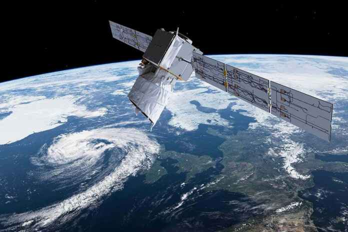 [Science] SpaceX satellite near miss shows need for rules of the road in space – AI