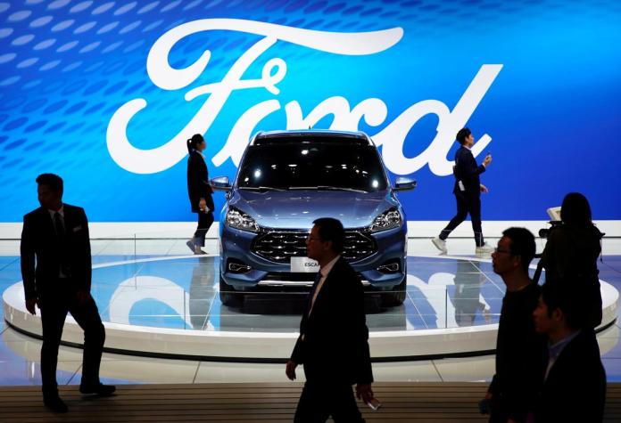 [NEWS] Exclusive: In U-turn, Ford ditches plan to unify China sales system after partners push back – Loganspace AI