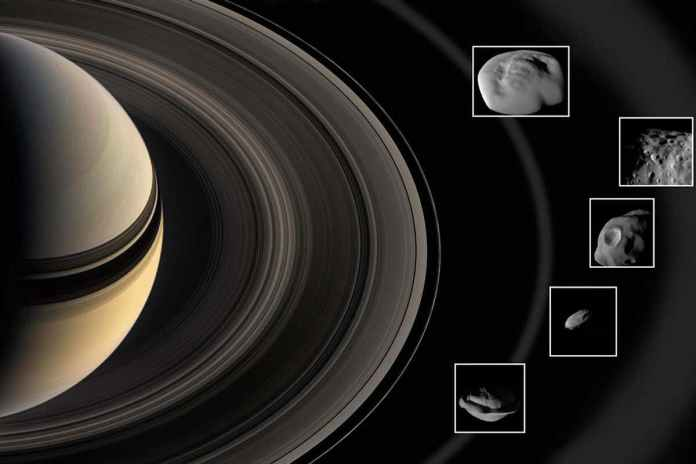 [Science] We've discovered 20 more moons of Saturn – and you can help name them – AI