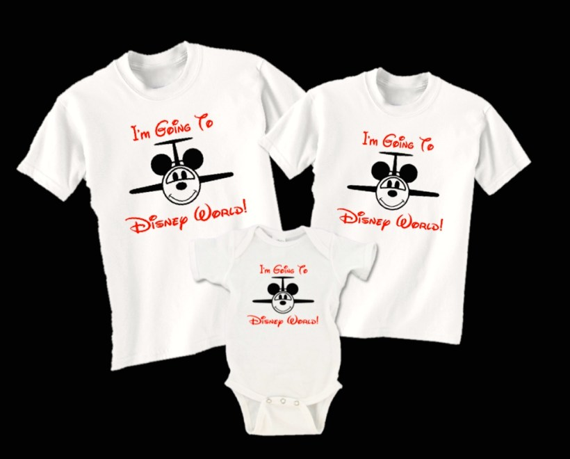 55c28e9fb5f7 Disney Custom Family Vacation T Shirts The Official Site Of Logan