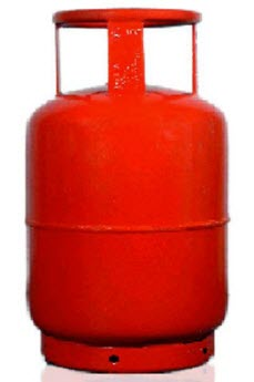 port lpg gas cylinder