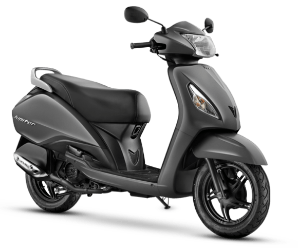 tvs jupiter price, mileage, kmpl