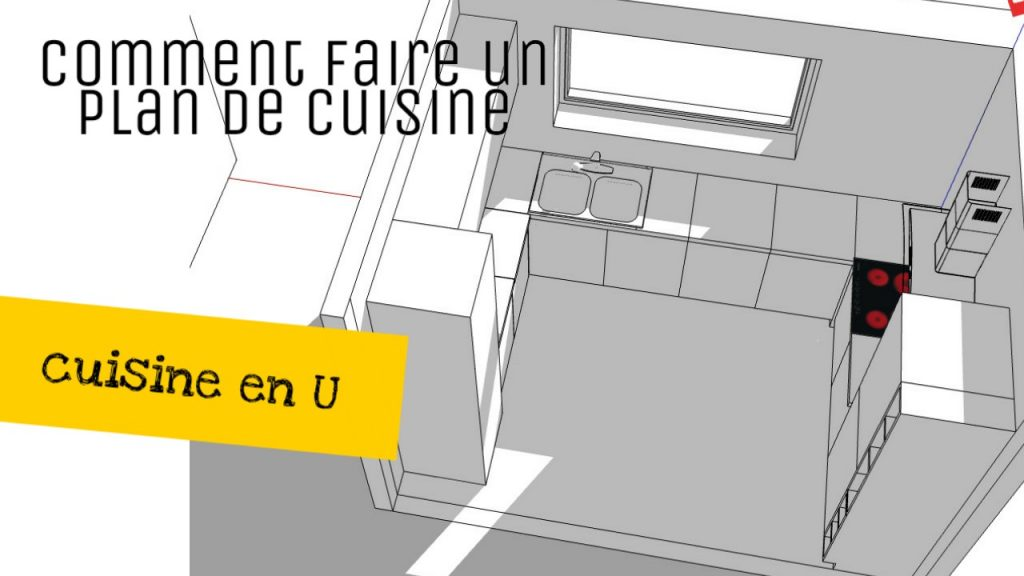 comment faire un plan cuisine amenager