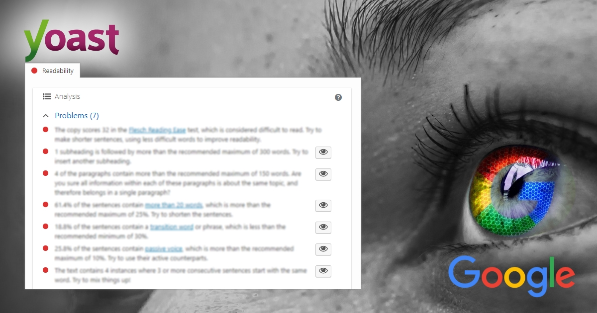 Yoast SEO Readability (featured)