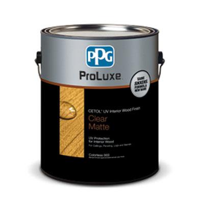 ProLuxe Cetol UV Interior Wood Finish