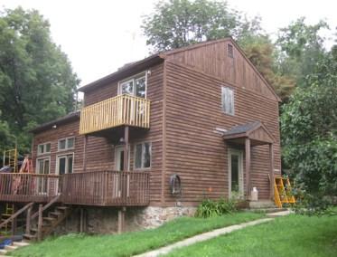 Cedar House Before
