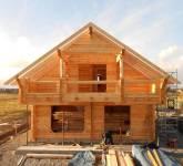Log Home - Isle of Lewis