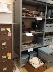Photo of full shelves