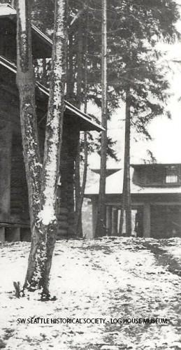 The Fir Lodge Carriage House, 1907. SWSHS #2003.20.184-2