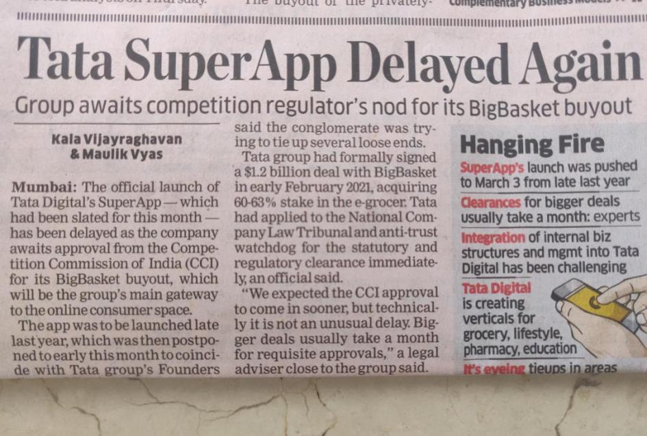 Tata SuperApp