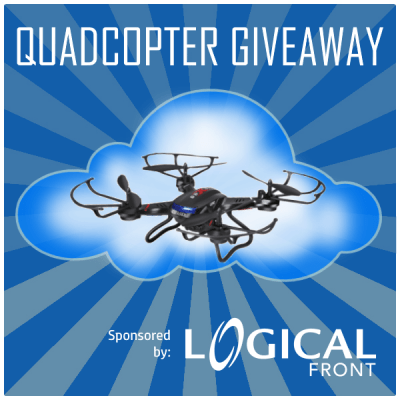 F181 Quadcopter Giveaway