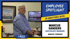 Employee Spotlight Landscape Marcus Sanders