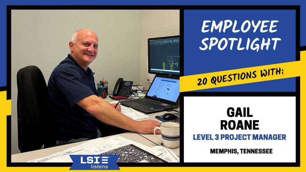 Employee Spotlight Gail