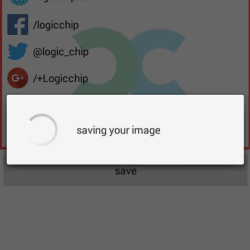 Creating Image From Current View in Android