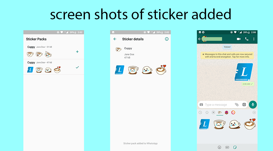 logicchip whatsapp sticker