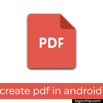 Itext 5 – creating custom PDF in android