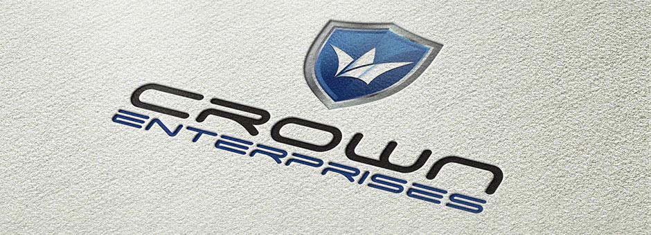 View here Crown Enterprises logo