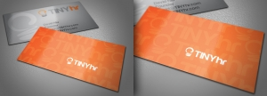View here TINYhr bussines card