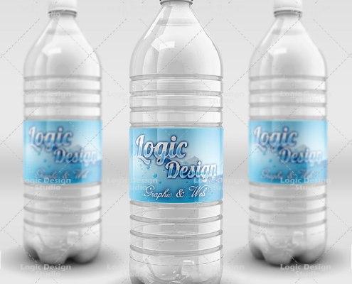 Beverage Big Bottle example