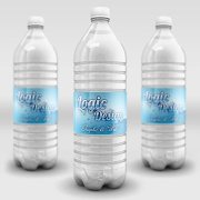 Beverage Big Bottle Mock-Up