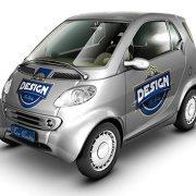 Smart Car Mock-Up