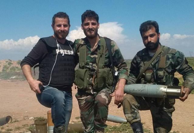 Vojnici Sirije poručuju Trumpu