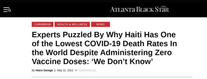 Tanzanija, Burundi, Haiti - sve 3 zemlje odbile cjepivo, sva 3 predsjednika mrtva 4