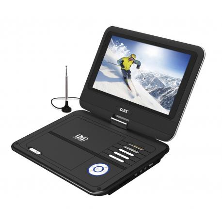 lecteur dvd portable ecran rotatif 9