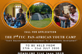TYC 3rd Pan African Youth Camp 2020