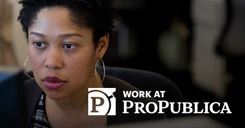 ProPublica Emerging Reporters Program