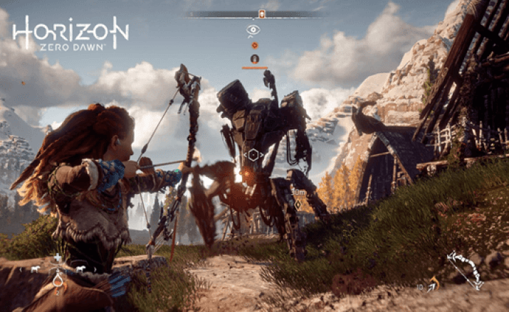 Horizon zero dawn Upcoming Games