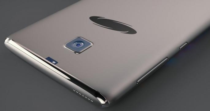 Details Smartphone Galaxy S8