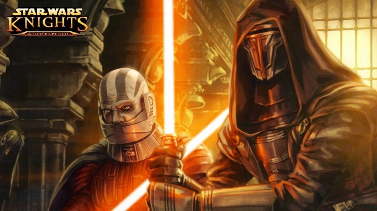STAR WARS- KNIGHTS OF THE OLD REPUBLIC