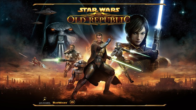 STAR WARS-THE OLD REPUBLIC